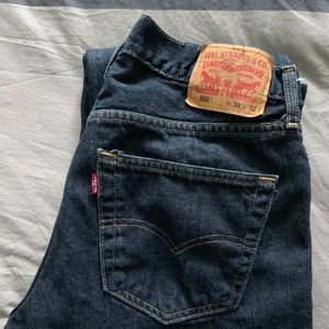 Mens Jeans - Levi's 559 Relaxed Straight 33x32